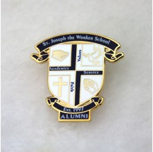 Lapel Pins for Worker School