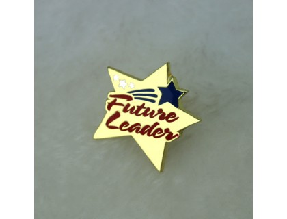 Lapel Pins for Future Leader