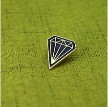 Custom Lapel Pins for Diamonds