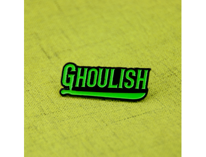 Custom Lapel Pins for Ghoulish