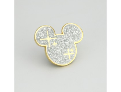 Disney Mickey Mouse Head Pins