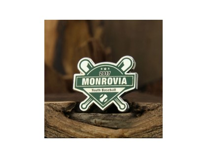 Monrovia Youth Trading Pins