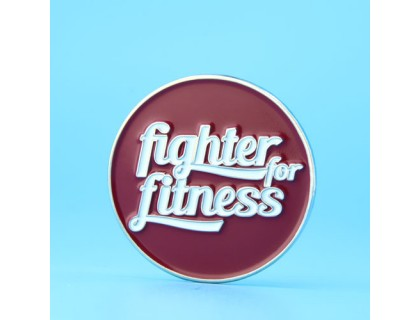 Fighter Fitness Lapel Pins