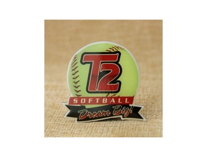 T2 Softball Pins