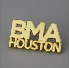 BMA Houston Custom Pins