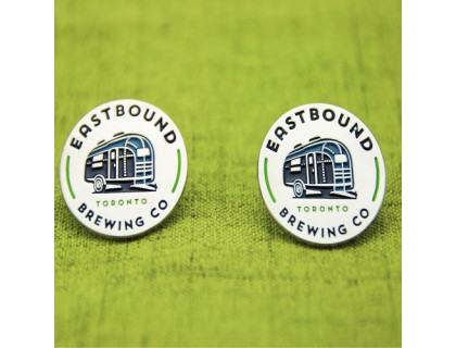 Custom Lapel Pins for  Bus