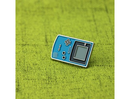 Custom Lapel Pins for  Game Console