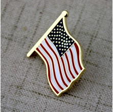 Enamel Pins for American Flag