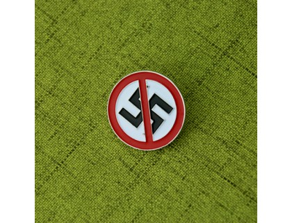 Enamel pins for Anti- Nazi