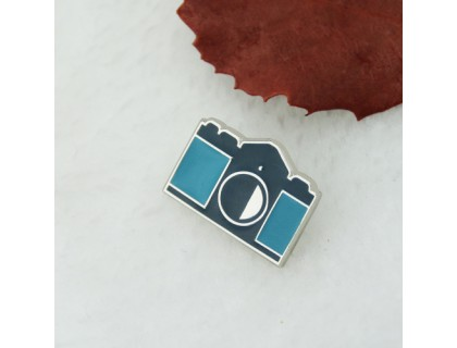 Enamel pins for Camera