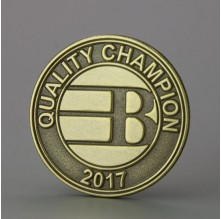 Champion Custom Lapel Pins