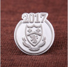 Ashbury College Brooch Pin
