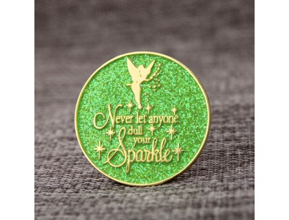 Dull Your Sparkle Custom Lapel Pins