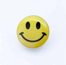 Smile Emoji Custom Enamel Pins