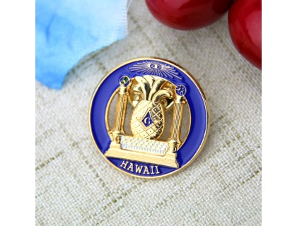 Hawall Custom Lapel Pins