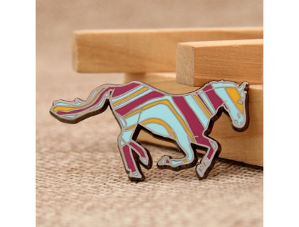 Horse Custom Lapel Pins
