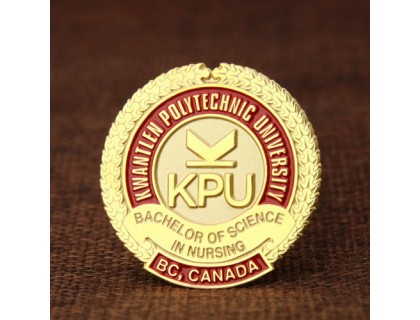 KPU Custom Lapel Pins
