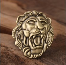 Lion Custom Lapel Pins