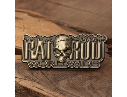 Rat Rod Custom Lapel Pins