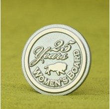 Women's Board Custom Lapel Pins