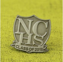 NCHS Custom Lapel Pins