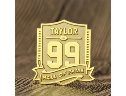 Hall of Fame Custom Lapel Pins