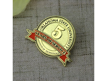 Oklahoma State University Custom Lapel Pins