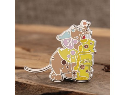 Mouse Custom Lapel Pins
