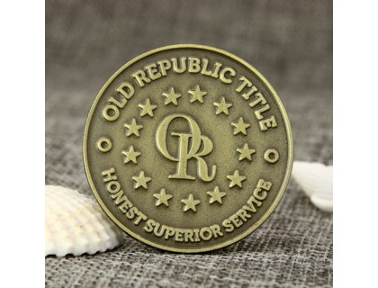 Superior Service Custom Lapel Pins