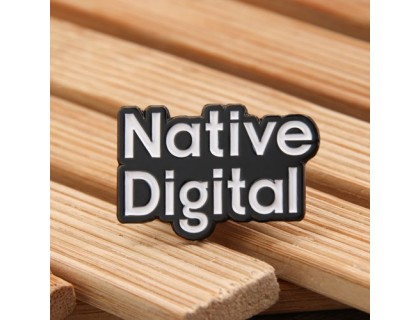 Native Digital Custom Lapel Pins