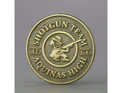 Shotgun Team Custom Lapel Pins
