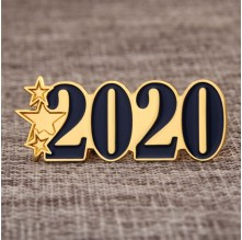 2020 custom lapel pins