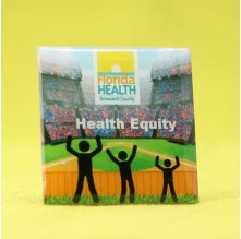 Health Equity Custom Lapel Pins