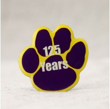 Paw Print Custom Lapel Pins