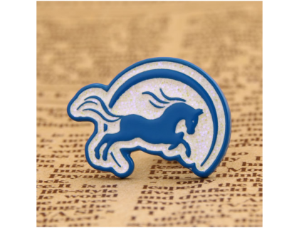Horse cheap enamel pins