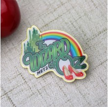 The Wizard of Oz Custom Lapel Pins