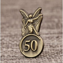 Commemorative Custom Lapel Pins