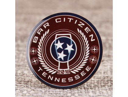 Bar Citizen Custom Lapel Pins