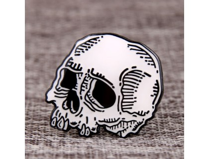 Skull Personalized Pins