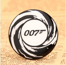 James Bond Custom Lapel Pins