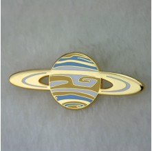 Saturn Personalized Pins