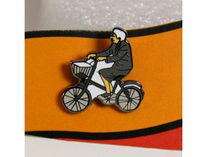 Bicycle Custom Enamel Pins