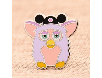 Owl Personalized Pins