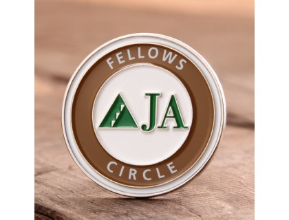 JA Custom Lapel Pins