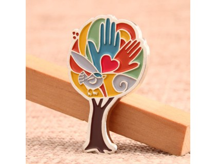Vow Tree Custom Pins
