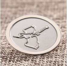 Crane Custom Lapel Pins