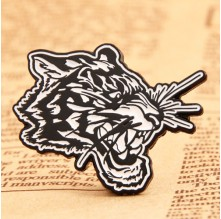 Tiger Custom Pins