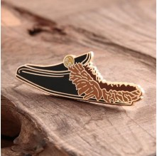 Loafer Hard Enamel Pins