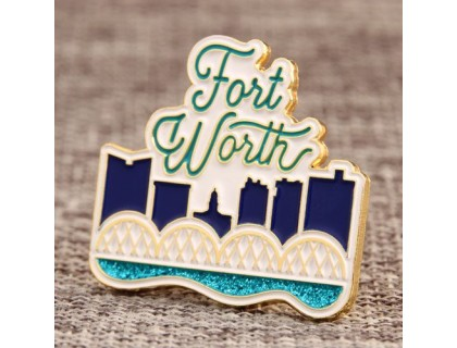 Fort Worth Lapel Pins