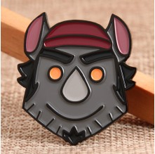 Monster Personalized Pins